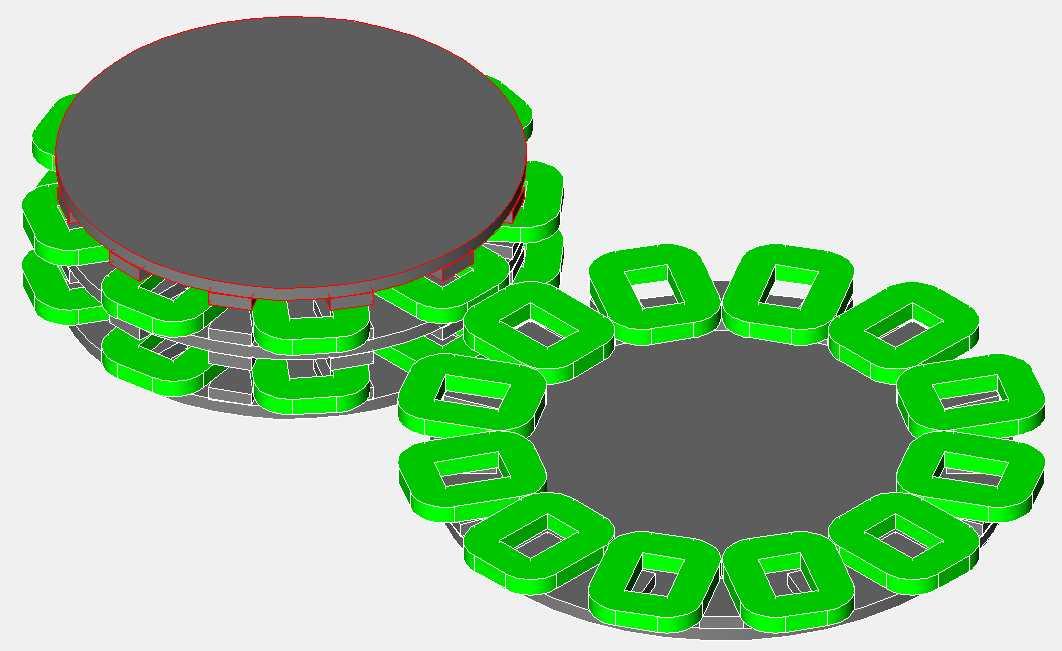 Axial Alternators With Dual Stators Hugh Piggott 39 S Blog
