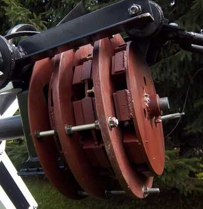 Building stacked up axial alternators hugh piggotts blog after all two alternators can make twice as much power as one however if you use the same materials to make one big alternator then it can be a lot more solutioingenieria Choice Image