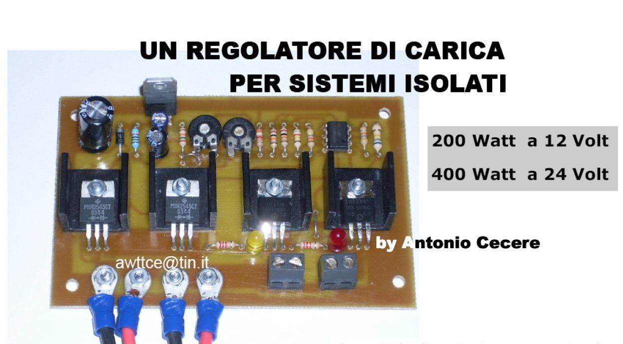 Public Domain Charge Controller Design Hugh Piggotts Blog Solar Circuit About