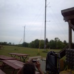 130 foot tower