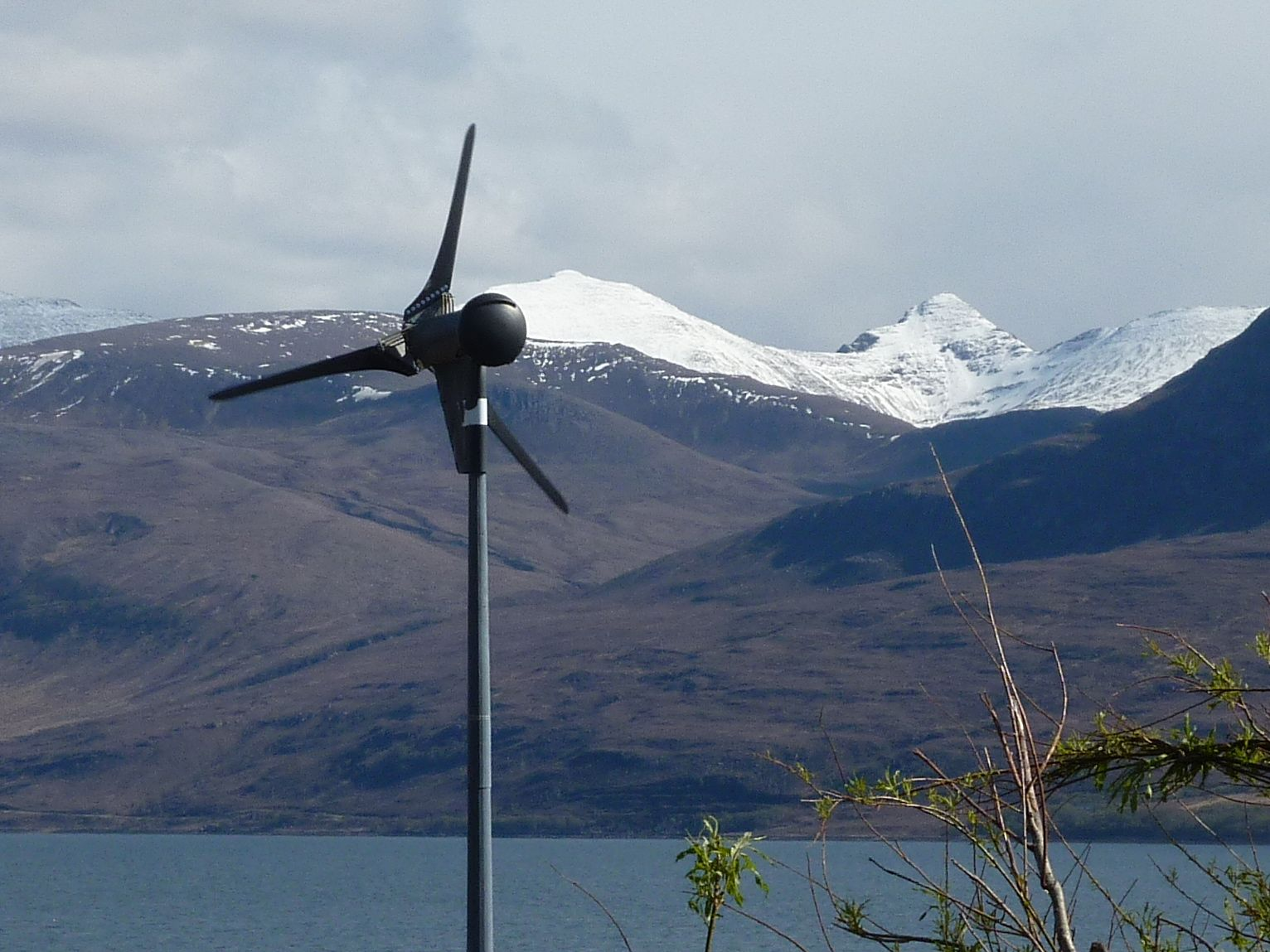 Secondhand Proven 6kW turbines | Hugh Piggott's blog