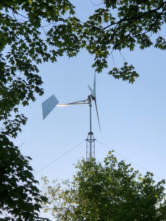 Hugh Piggott's blog | Scoraig Wind Electric News