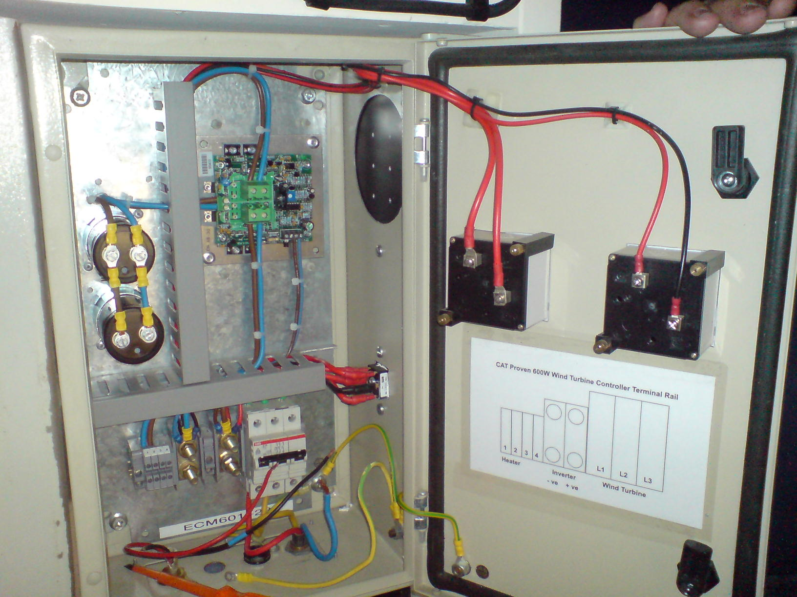 Ldr Load Control Boards Hugh Piggotts Blog Simple Wind Battery Charger Circuit Diagram These Are Intended For Charge Using A Pwm Diversion System Similar To The Tristar But Without Many Of Features