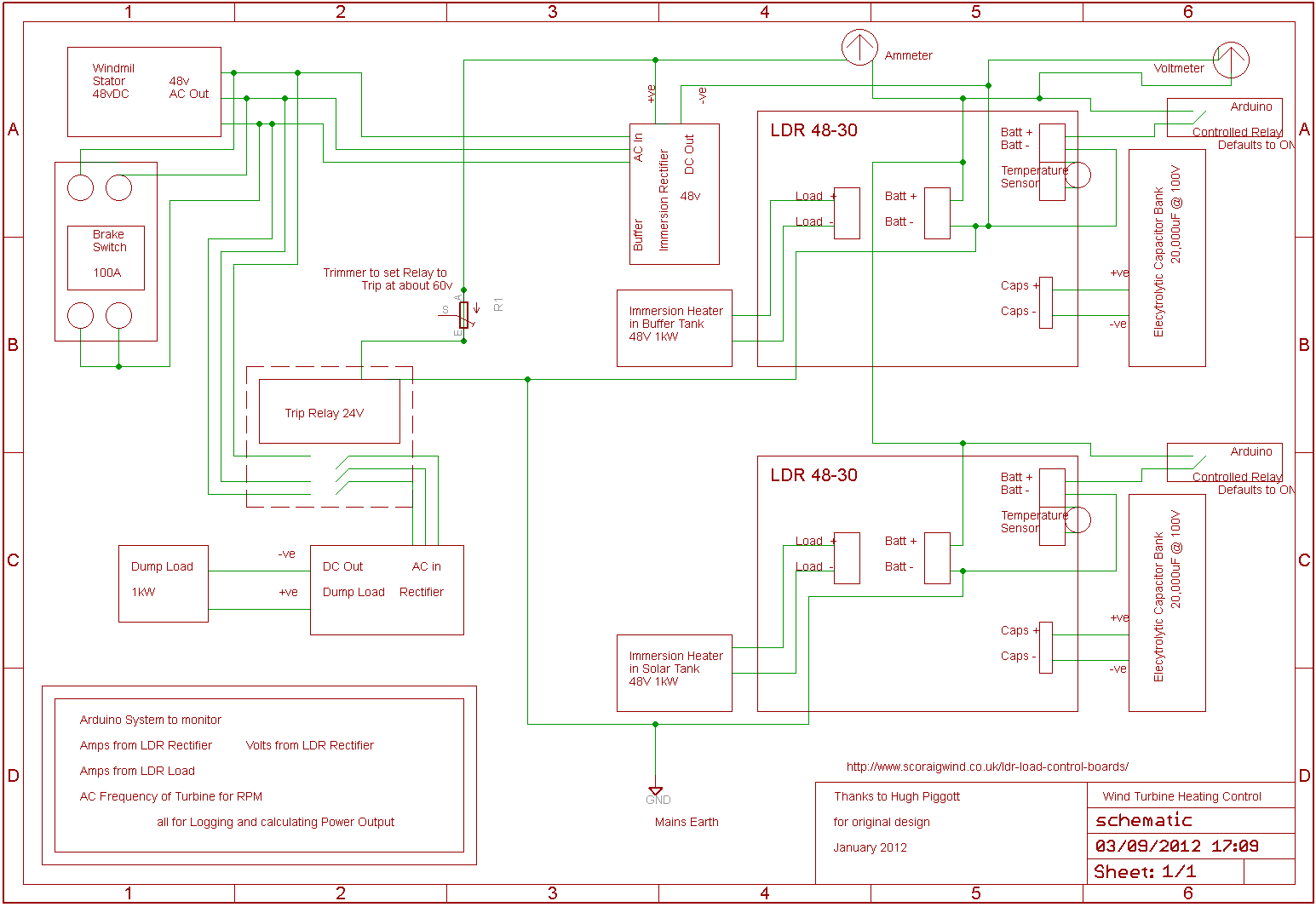 Ldr Load Control Circuit Update Hugh Piggotts Blog Diagram Franciswrites