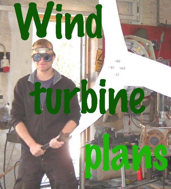 wind turbine plans